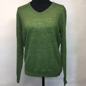 J. Crew v neck sweater.   Size XS.